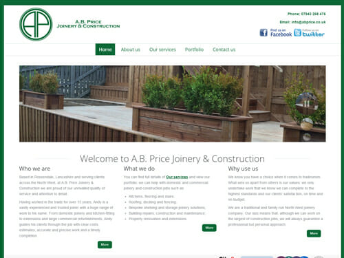 A.B.Price Joinery & Construction