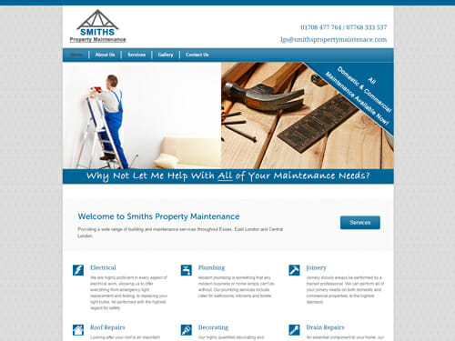 Smiths Property Maintenance