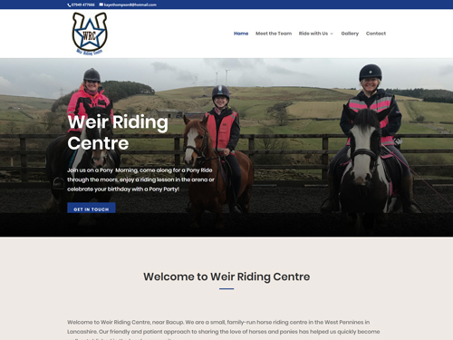Weir Riding Centre