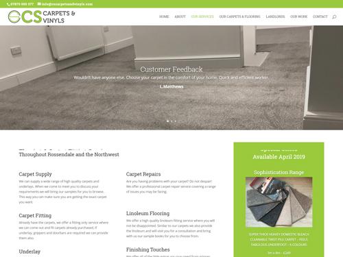 CS Carpets & Vinyls